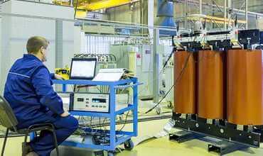 Проведение испытаний продукции и оборудования
